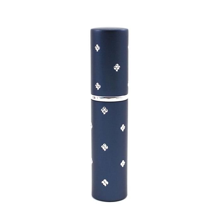 Purplestones-Blue Empty Bottle Fashion Women Perfume Reffillable Bottle