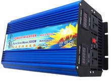 3000W pure sine wave inverter Off Grid peak power 6000W