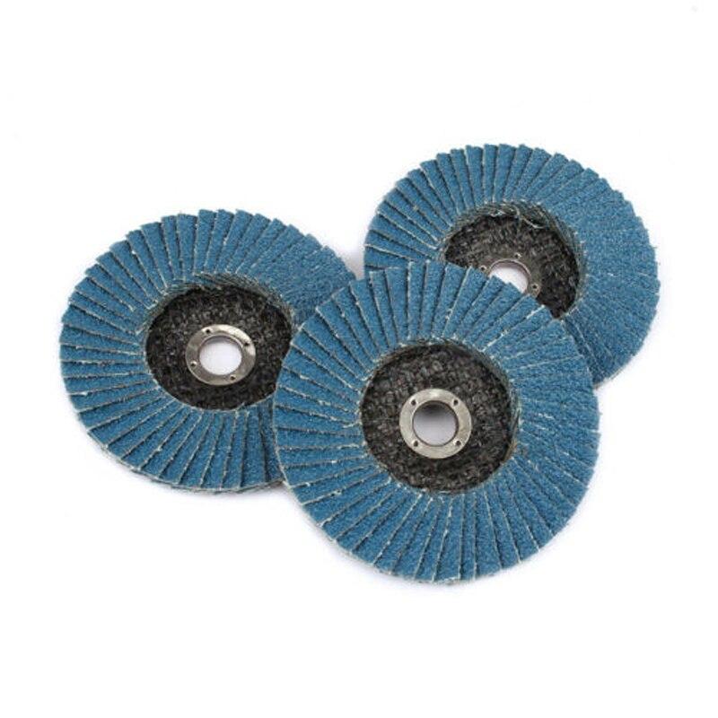 3 piezas 75mm disco de corte rueda de molienda discos de corte abrasivos taladro para acero inoxidable y accesorios de amoladora de ángulo de Metal
