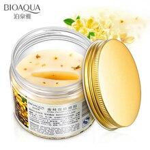 BIOAQUA Oro Osmanthus Maschera per Gli Occhi 80 Pcs/Bottiglia per la cura Degli Occhi gel di Collagene Proteine Del Siero di latte Sonno Patche di Rimozione occhiaie sacchetto occhio
