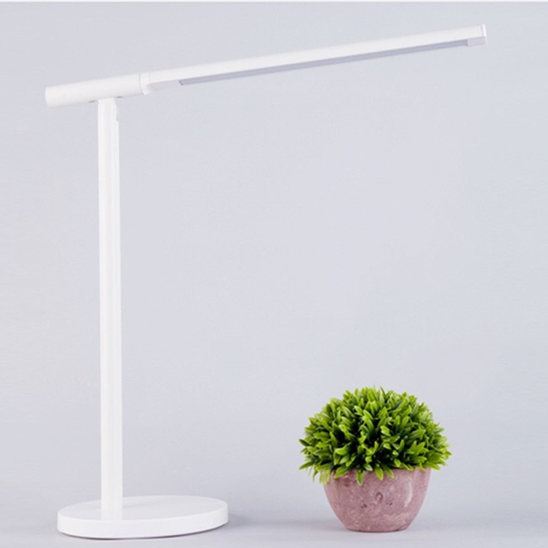 AC 5V USB cable reading light touch 3 files dimming 14Leds bedside book reading study office workbench children table lamp