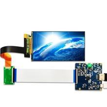 LS055R1SX03 5,5 дюймов 2k IPS ЖК-модуль 2560*1440 ЖК-Экран Дисплей HDMI к MIPI плата для VR LCD WANHAO D7 3d принтер проектор