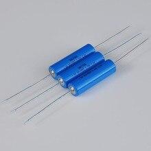 20-paquet ER14505 3.6 V liSOCL2 batterie au Lithium 14505 AA cellule primaire 2700 mah aiguille à broche de soudage pour SAFT LS14500 Tadiran TL-5903