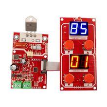 NY-D04 40A/100A affichage numérique Machine de soudage par points contrôleur panneau de temps