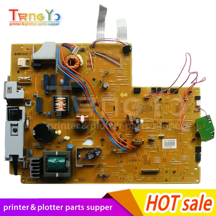 Original alimentación de impresora de RM1-4038 (220 V) RM1-4037 (110 V) para HP laserjet P3005 3005d 3005n 3005dn Placa de alimentación