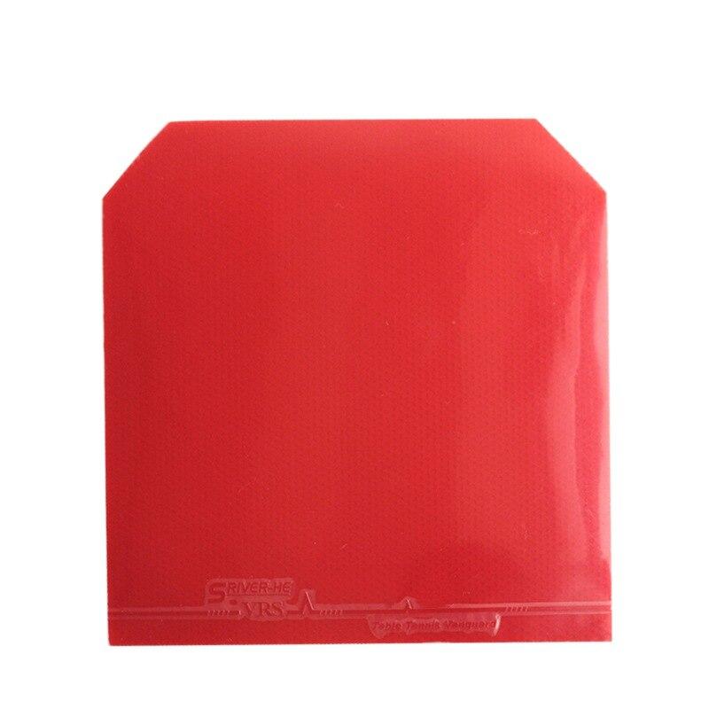 1pc venda quente tênis de mesa bat borracha genuína filme anti-adesivo esponja iniciante prática conjuntos de borracha