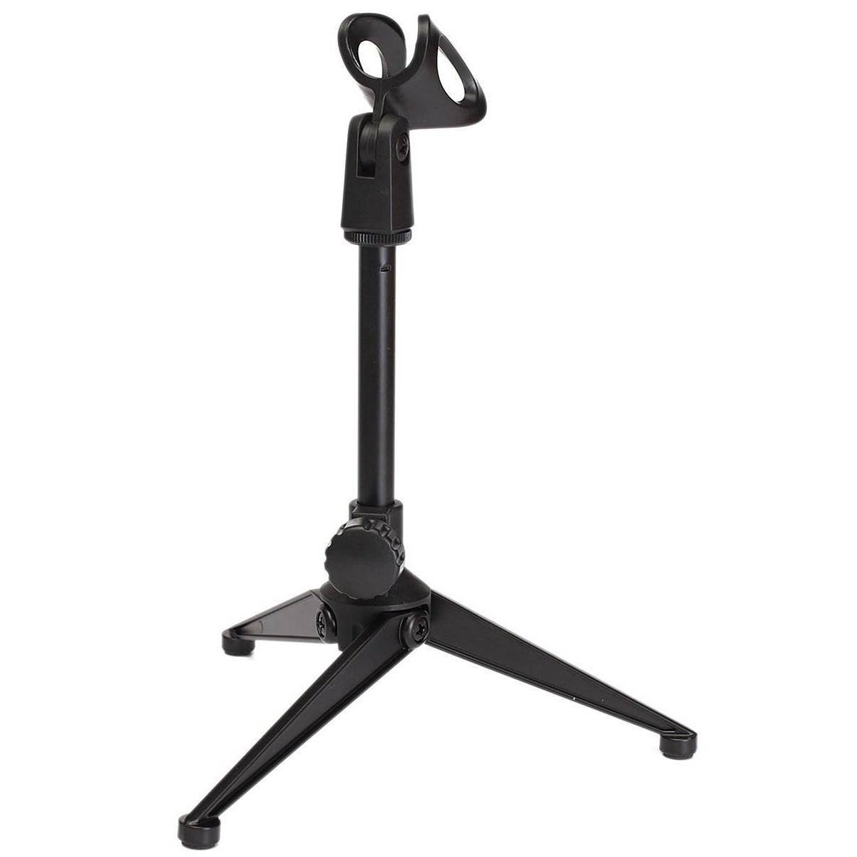 NOCM-suporte do Microfone Pedestal de microfone suporte de Mesa suporte de mesa microfone Mic Stand titular com braçadeira