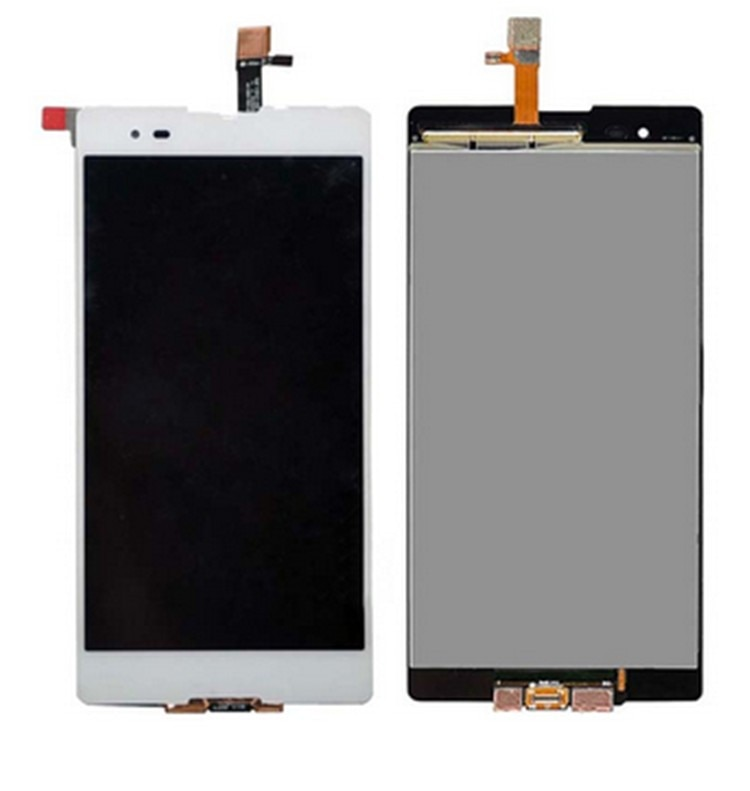 Для Sony Xperia T2 Ultra D5322 D5303 D5306 XM50h ЖК-дисплей с сенсорным экраном дигитайзер сборка Замена Бесплатная доставка