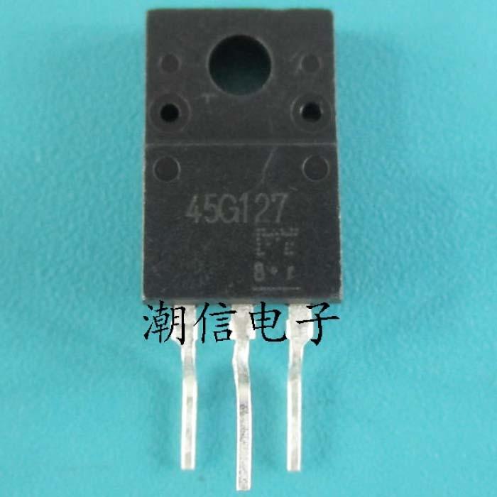 Envío Gratis 5 unids/lote 45G127 TO-220F LCD original nuevo