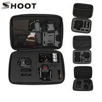 Портативный чехол для камеры Eva для GoPro 9 8 7 5 Black Xiaomi Yi 4K Eken H9r Sjcam M10 Go Pro Hero 7