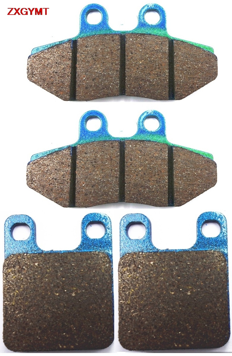 Sintered Brake Pads Set fit SHERCO 125 City Corp 4T Enduro 2003 - 2007 Front Rear 07 03 06 05 04