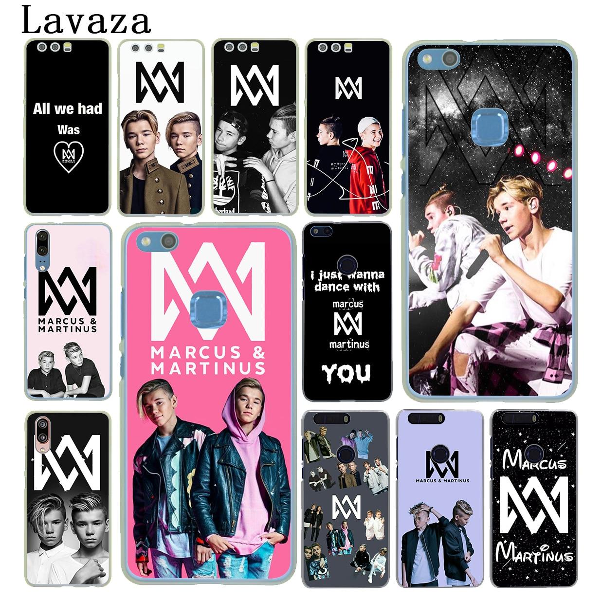 Чехол для телефона Lavaza Marcus & Martinus M & M для Huawei P30 P20 Pro P9 P10 Plus P8 Lite Mini 2016 2017 P smart Z 2019