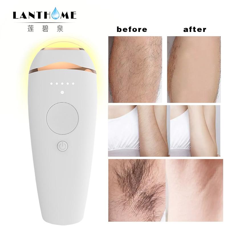300000 Flash IPL Laser Permanent Hair Removal Machine Laser Epilator Bikini Trimmer Electric Laser Women Hair Removal Device