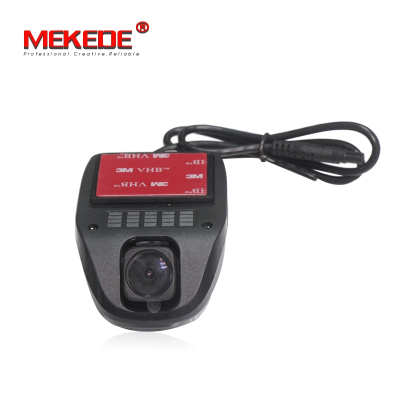 MEKEDE-مشغل dvd للسيارة ، ملحقات DVR اختيارية