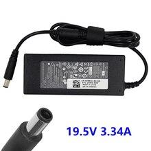 65W 19.5V 3.34A pour Dell Inspiron 15 1750 1545 1525 6000 8600 PA12 XPS M1330 PA-12 PA-21 adaptateur secteur pour ordinateur portable chargeur alimentation