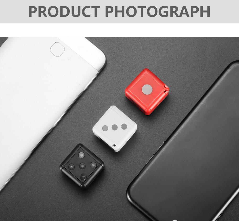 Mini câmera ip sq16 dados câmera 1080 p hd movimento de vigilância vídeo filmadora ação visão noturna gravação apoio tf cartão