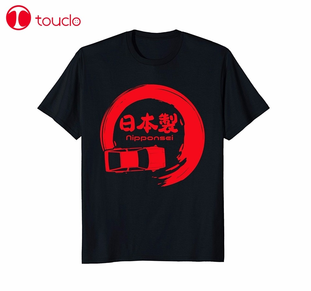 2019 gran oferta hecho en Japón para hombres Jdm Drifts camiseta Racs regalo de seguidor camisa Tee Shirt Sweater