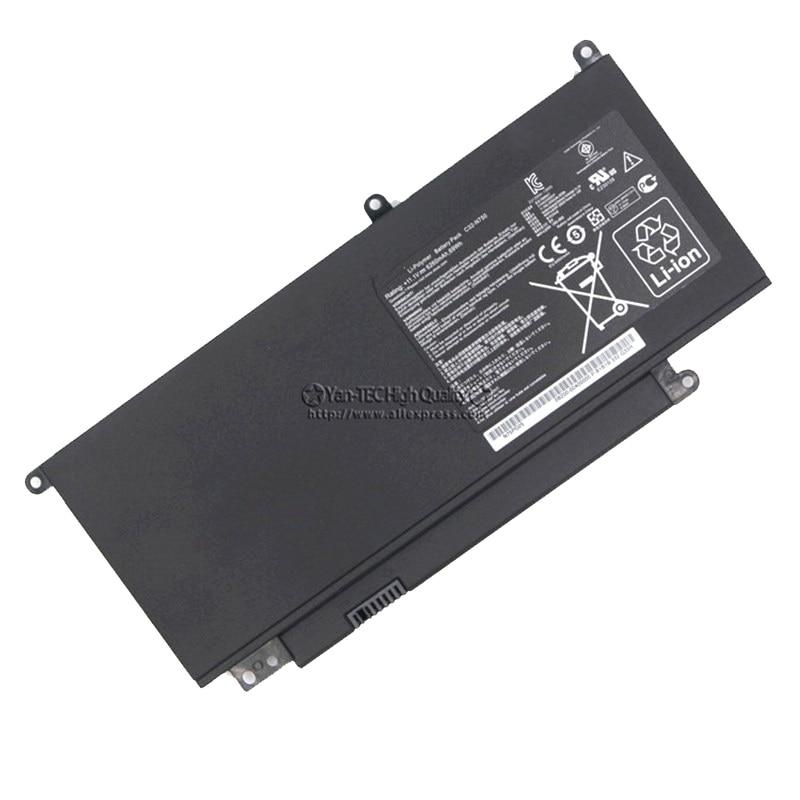 11,1 V 69Wh Original C32-N750 batería para ASUS C32-N750 N750JV N750JK N750 N750Y47JK batería envío gratis baterías auténticas