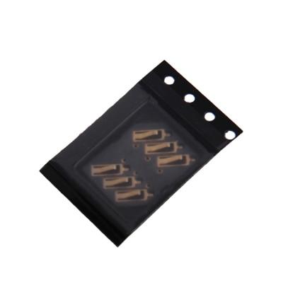 IPartsBuy Novo Slot Para Cartão SIM + SIM Card Connector for Nokia 5320XM/N760/N81/N97/N96 /C3-00/5800/5530/2710/X3/X6/6600 s/7600 s/MIUI