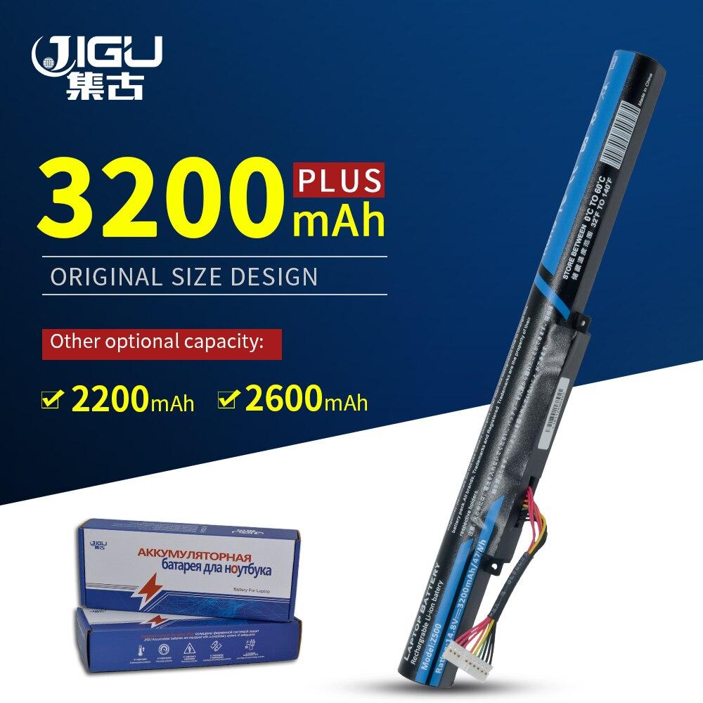 JIGU 4 خلايا بطارية كمبيوتر محمول L12M4E21 L12M4K01 ل ينوفو Z510A Z400A-IFI Z400A-ITH Z510-ITH z500 z510 l12s4k01