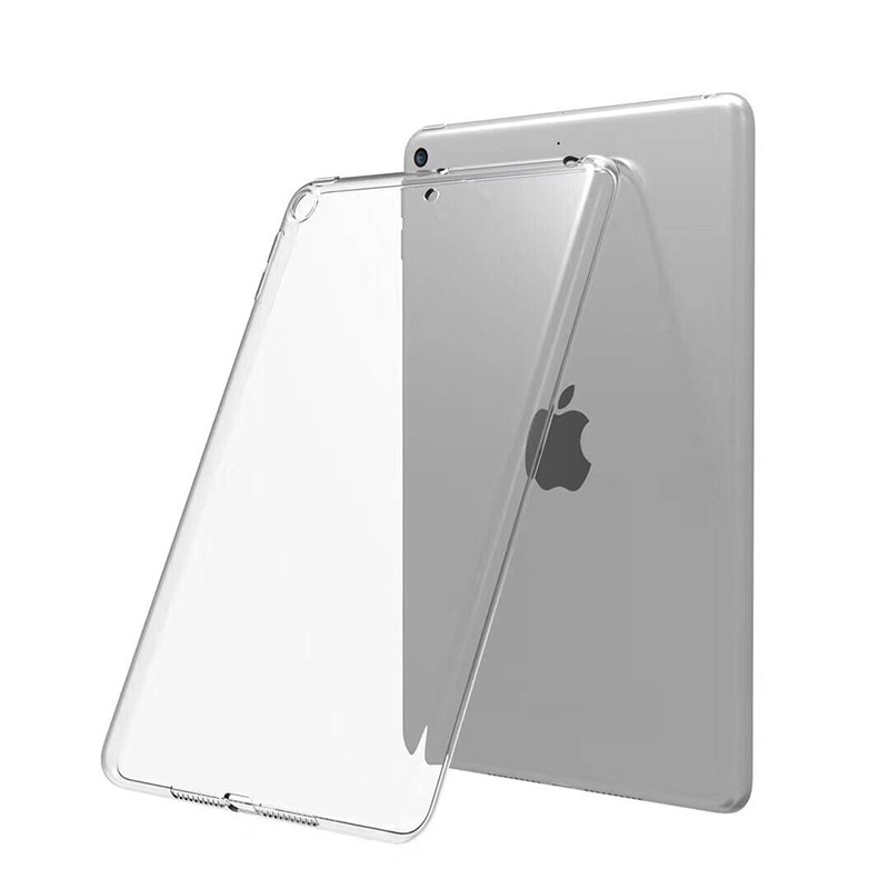 Ultra Transparent Case for iPad Mini 5 Cases TPU Silicone Tabet Back Cover for iPad Mini 5 2019 7.9 inch Protective Funda Coque