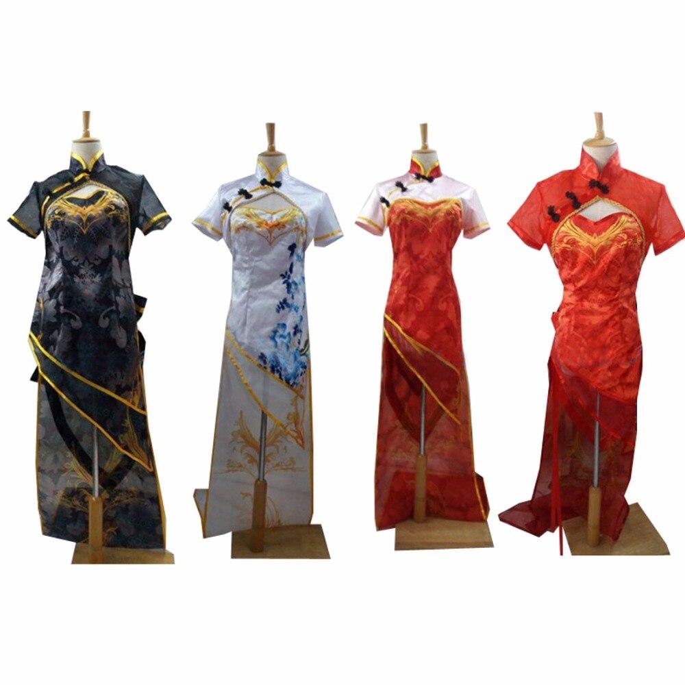 2018 vocaloid Hatsune Miku Megurine Luka chino Luo Tianyi canario ver cosplay traje