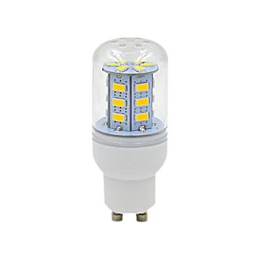 4 X HRSOD GU10 4W 420lm 3000K-6000K 24x5730SMD LED Warm White or White Light Corn Bulb (AC 220-240V) LED Globe Bulbs hrsod 2x r7s 118mm 18w 228 x 3014smd 1650 lm 360 warm white cool white t decorative corn bulbs ac 220 240 v