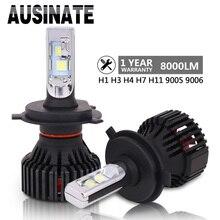 H7 9005-H4 H11 H8 H9 HB4 HB3 9006 6500 ampoule de phare de voiture 60W 8000LM k