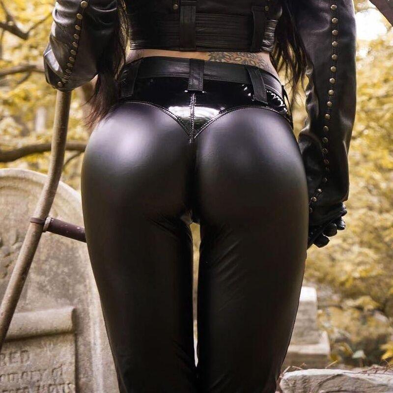 РАСПРОДАЖА ТОВАРОВ женские брюки стрейч брюки-карандаш спортивные брюки с высокой талией женские комбинезоны кожаные брюки Лоскутная Женс...