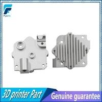 5pcs aluminum alloy heatsink 1 75mm titan aero v6 aero heat sink for titan extruder upgrade kit v6 hotend 3d printer accessories