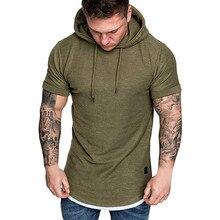 Mode hommes Slim Fit Vetement t-shirt motif décontracté grande taille t-shirt court manches haut à capuche Blouse warhammer jersey D300330