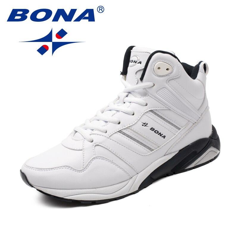 Buena nueva llegada estilo clásico de los hombres zapatos deportivos alto superior hombres correr zapatillas de deporte rápido envío gratis