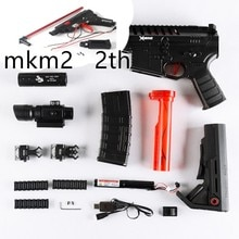 PB Playful bag Gel ball guns  blaster nylon wave box outdoor cs club sniper game accessory toy gun of mkm2 2th
