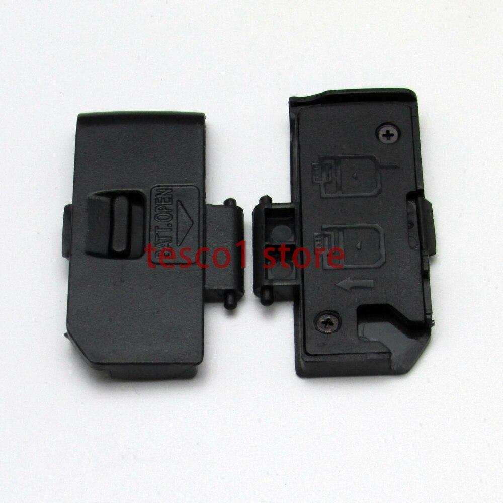 جديد غطاء باب البطارية غطاء الشفاه استبدال لكانون EOS 450D 500D 1000D كاميرا إصلاح أجزاء