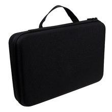 Vamson pour Go Pro accessoires grande taille Collection boîte étui de rangement pour Gopro Hero 4 3 + 2 Xiaomi yi SJCAM sacs boîte VP803