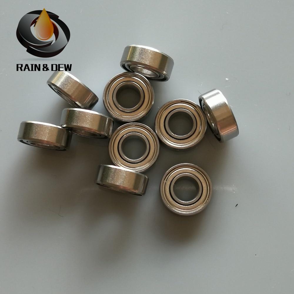 10 sztuk SMR115ZZ łożyska kołowrotek 5x11x4mm łożyska ze stali nierdzewnej ABEC7