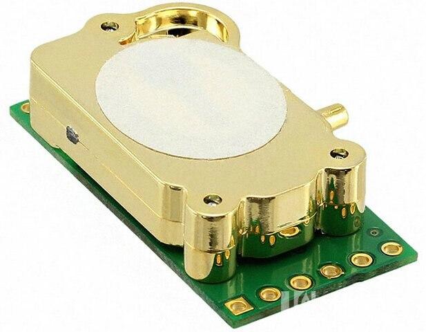 1 PC T6703 CO2 concentración sensor con pequeño volumen efecto la gama más alta es 0-2000PPM