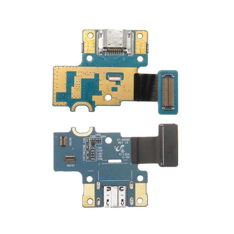 Высокое качество зарядный порт гибкий кабель запасные части для Samsung Galaxy Note 8,0 GT-N5100 N5110