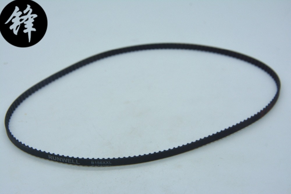SEWING MACHINE BELT B156XXL FOR SINGER 2250 2259 8280 1507 THE LENGTH IS 51CM AND WIDTH IS 5MM