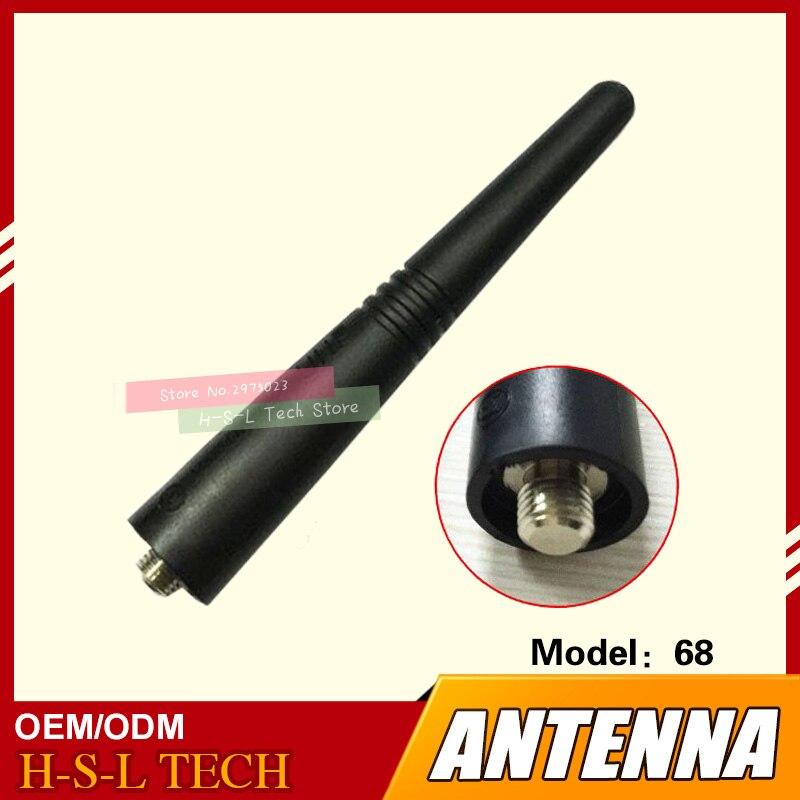 gp300 Резиновая антенна для рации Motorola GP328 GP338 GP328PLUS GP338PLUS GP68 GP88 GP300 GP3688 GP2000