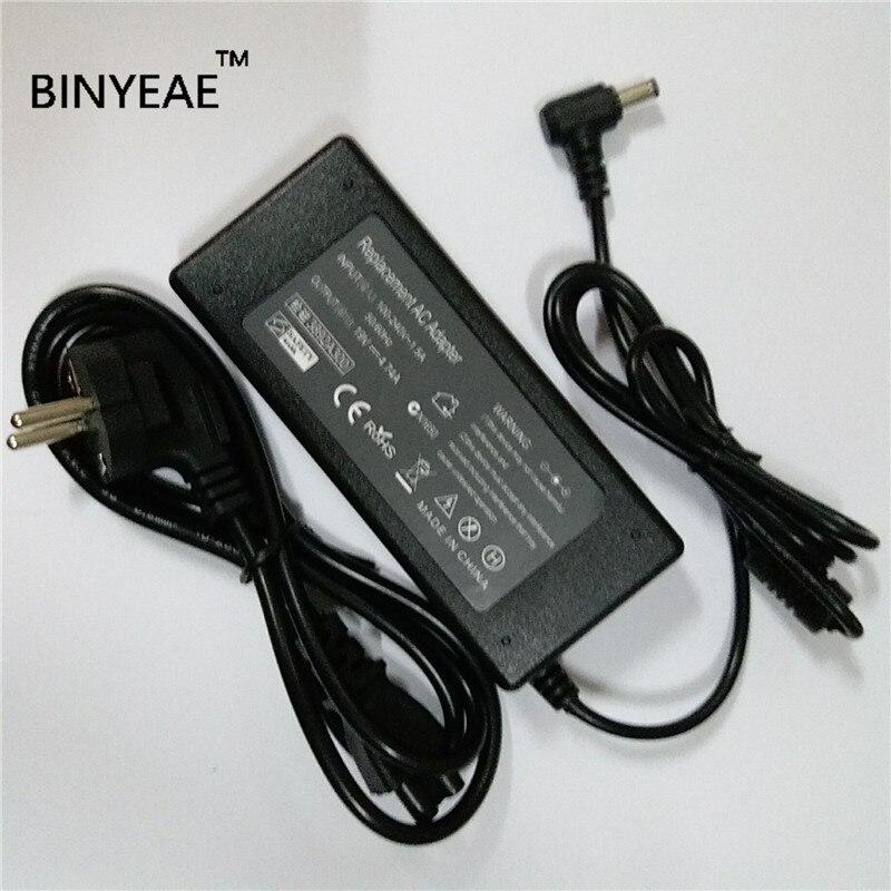 19V 4.74A 90W Universele Ac Dc Power Supply Adapter Oplader Voor Asus A43 K43 A53 X84 F83 X55 x80 90W Laptop Gratis Netsnoer