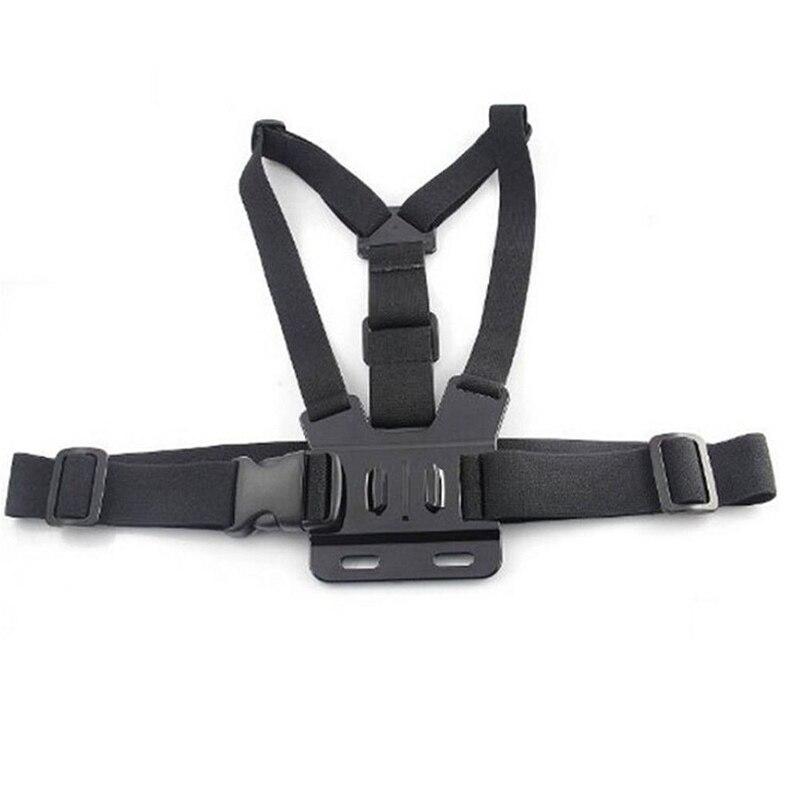 Brustgurt berg gürtel für Gopro hero 5 4 Xiaomi yi 4K Action kamera Chest Mount Harness für Go Pro SJCAM SJ4000 sport cam fix