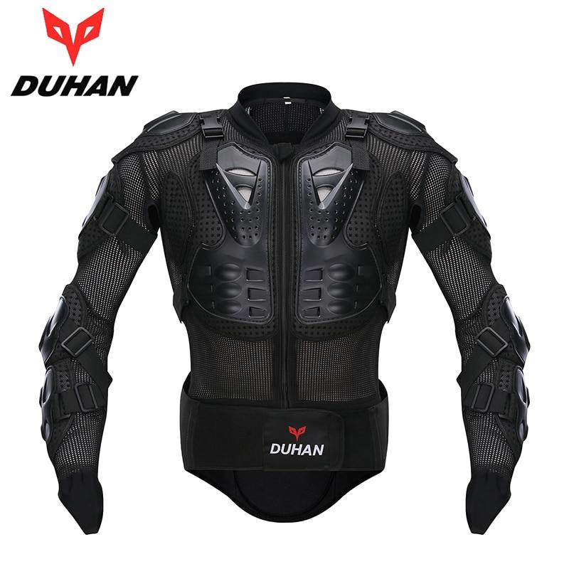 DUHAN-درع دراجة نارية موتوكروس ، درع دراجة نارية لكامل الجسم ، حماية العتاد للسباق ، ملحقات واقية للدراجات النارية