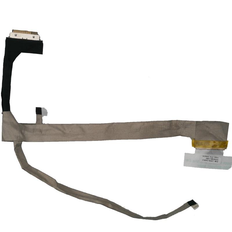 Cable flexible LCD LED para reparación de vídeos, para ACER aspire one...