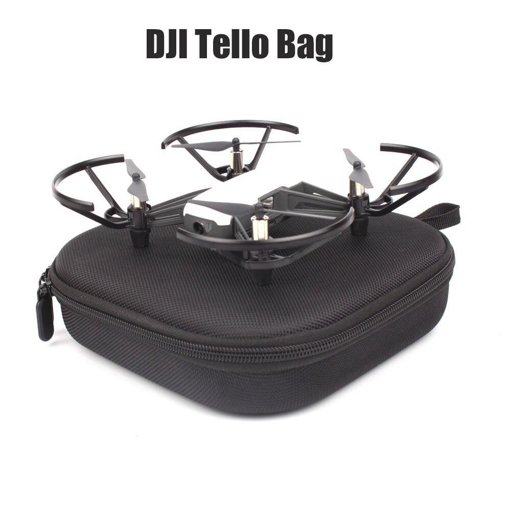 Hard EVA Tello Carrying Case Storage Box For DJI Tello Bag Portable Protective Case Drone Bag Waterproof