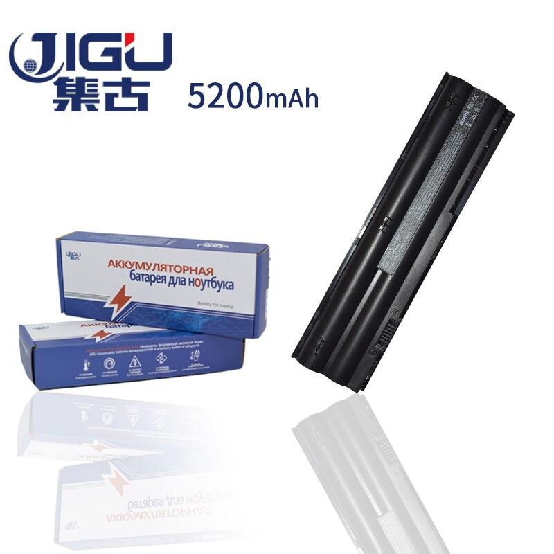 JIGU 6 celdas batería de ordenador portátil para HP 646657-251, 646755-001 646757-001 A2Q96AA HSTNN-DB3B HSTNN-LB3B Mini 110-4100, 200-4200, 210-3000