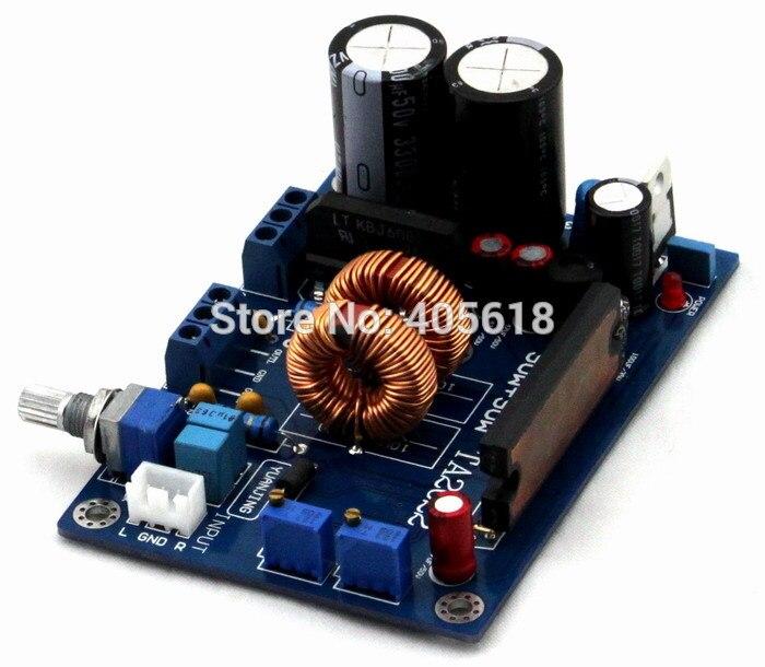Free shipping TA2022 90W+90W stereo Class D amplifier board