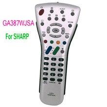 New Remote Ccontrol GA387WJSA For SHARP LCD TV GA085WJSA GA406WJSA GA438WJSA LC32GA9E Remoto Controle Telecommande