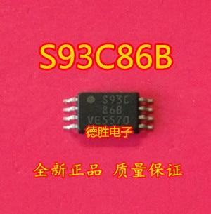 Envío gratuito S93C86 S93C86BVE S93C86B TSSOP