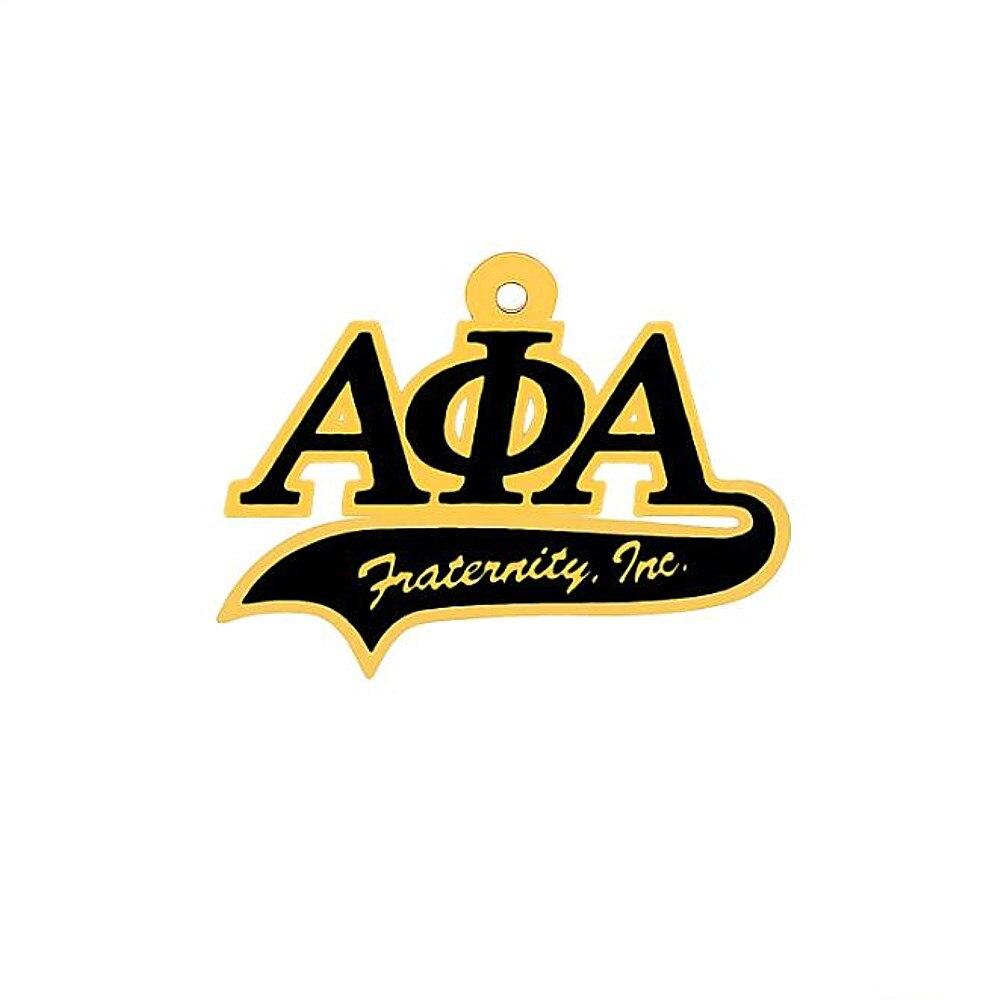 Venta caliente de moda de aleación de Metal Grecia AOA 1906 Alpha Phi Alpha diviny nority dijes para la fabricación de collares de pulsera